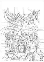 Small Picture X Men coloring pages on Coloring Bookinfo