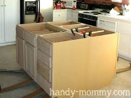 diy kitchen island with seating astronlabsco