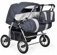 Детские <b>коляски для двойни</b>, тройнит (прогулочные, 2 в 1, 3 в 1 ...
