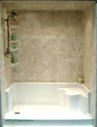 new bathtub shower inspirational and inserts kit change to install tub doors cost c
