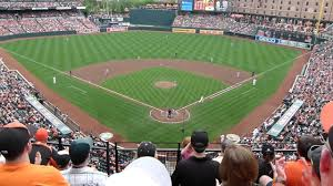 Seat View Oriole Park And Camden Yards Section 338 Row 5