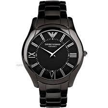 "men s emporio armani ceramic watch ar1440 watch shop comâ""¢ mens emporio armani ceramic watch ar1440"