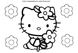 147 Dessins De Coloriage Hello Kitty Imprimer Sur Laguerche