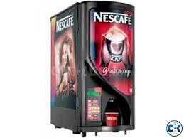 Nescafe Tea Coffee Vending Machine Gorgeous Nescafe Tea And Coffee Vending Machine ClickBD