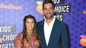 He is well known american celebrity. Aaron Rodgers And Danica Patrick Split After Two Years Together People Com
