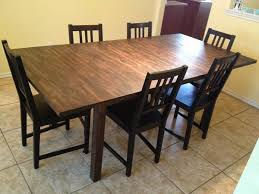 captivating craigslist dining room table amusing and chairs contemporary 3d furniture
