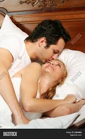 most romantic bedroom kisses. Kissing Couple In Bed Most Romantic Bedroom Kisses