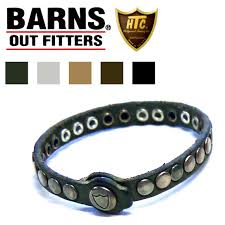 barnes barns times htc studded leather bracelet w name 10 000 one line br classic