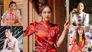 ทรงผมตรุษจีน 2021 สารพัดไอเดีย แฮร์สไตล์ไชนีสเกิร์ล จากเหล่าสาวๆคนดัง