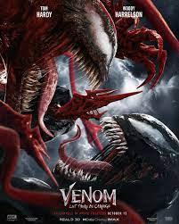 Venom 2 Poster Merges Hero and Villain