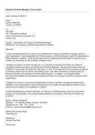 cover letter example for portfolio portfolio cover letters templates instathreds co