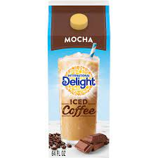 You can taste the chocolaty goodness in every smooth sip of international delight mocha iced coffee. International Delight Mocha Iced Coffee Shop Coffee At H E B