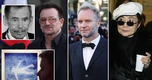 Na Letišti Odhalili Tapiserii K Poctě Havla Zaplatili Ji Bono Vox