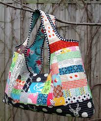 Red Pepper Quilts: Quilts As You Go - Patchwork Bags! & Tuesday, July 30, 2013 Adamdwight.com