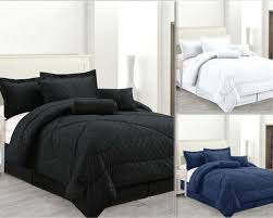 bed skirt accent pillow shams ruffles
