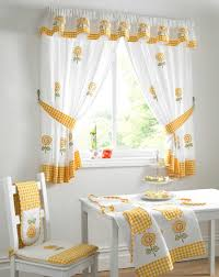 For Kitchen Curtains Ideas For Kitchen Curtains White Dining Table Cover Brown Wooden