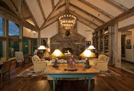 Western Pioneer Ranch style home - featured in Steamboat Magazine - summer  2011
