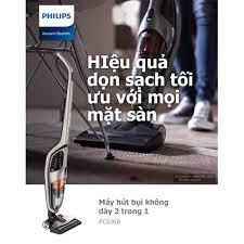 Máy hút bụi cầm tay Philips FC6168 hãng phân phối