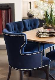 blue velvet dining chairs. Dive Into The Deep Blues. Blue Velvet Dining Chairs O