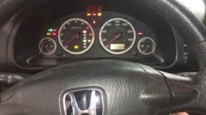 Honda Crv Service Lights Reset Service Maintenance Required Honda Crv 2002 2006