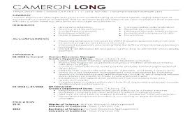 Human Resources Summary Of Qualifications Resume Sample Best Of Hiring Manager Resume Sample Dminvestmentpro