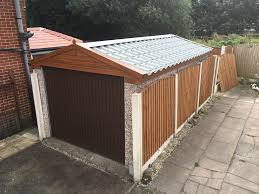 Our Tile Effect Garage Roofing Panels Offer The Exact Same Benefits As Our  Profiled Including DRIPSTOP Membrane So That You Donu0027t  Danmarque Garages