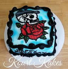 How To Design Cake Tattoo Design Cake Cake How To Make Cake Cake Decorating