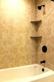 bathtub corner shelf simple and casual tray tub two granite shelves in stall oxo good grips bathtub corner shelf