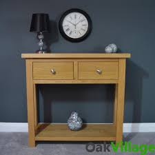 hall table furniture. Oakley Console Table / Hall - Oak Village Furniture I