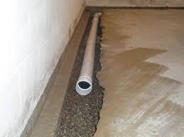 basement waterproofing systems diy