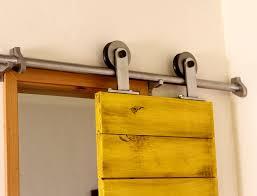 modern barn door hardware and barn doors modern entry