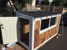 Small Picture Man builds a tiny house for a homeless woman and made a big impact