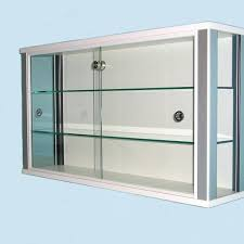marvellous wood display cabinets with glass doors wall mounted display cabinets with glass doors wall small
