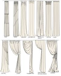 New Types Of Curtains And Drapes Cool Home Design Gallery Ideas
