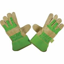 digz leather palm glove small