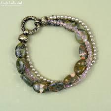 stone diy bead bracelet crafts unleashed 3