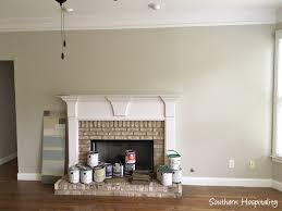 what color to paint office. Magnolia Home Paints Are Really Nice To Paint With, And Primer In One. I Am Painting My Office Right Now Going With A Light Blue Shade There So What Color G