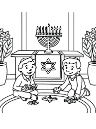 Hanukkah Coloring Pages Special Offer Coloring Pages Free Printable