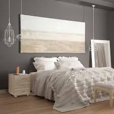 Nachtkonsole Nachtschrank Holz Nachtkästchen Schlafzimmer Sonoma