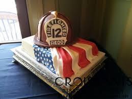 Firefighter Cake Cakes Design