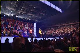 bruno mars plays two sold out shows at madison square garden