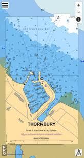 Thornbury Marine Chart Ca2283b_4 Nautical Charts App