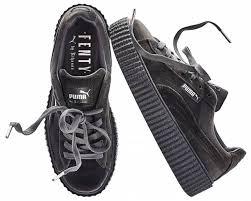 puma 2 piece set womens. puma women\u0027s shoes - creepers grises fenty rihanna by puma find deals and best selling 2 piece set womens