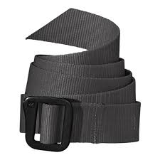 <b>Ремень</b> Patagonia Patagonia Friction <b>Belt</b> темно-серый ONE ...