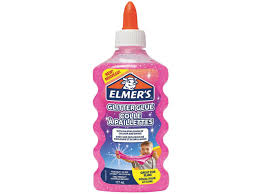 <b>Слайм Elmers Glitter</b> Glue для слаймов с блестками 177ml Gold ...