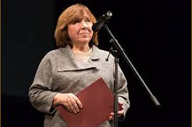 Nobel Prize for <b>Svetlana Alexievich</b>, author of 1990 Afghanistan ...