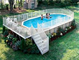 above ground swimming pools cost. Exellent Swimming Choosing Your Oasis Above Ground Pool Or Inground Pool With Swimming Pools Cost U