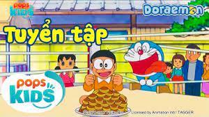 Tuyển tập Doraemon phần 26 Hoạt hình tiếng việt 2021