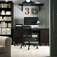 ikea home office chairs. Ikea Office Furniture A Cozy Traditional Style Home Featuring The Hemnes Desk And Bookcase In Chairs R