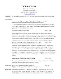Sat Tutor Sample Resume Math Tutor Resume Targer Golden Dragon Co Shalomhouseus 5